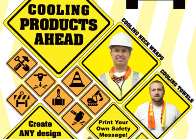 Cooling Products Ahead