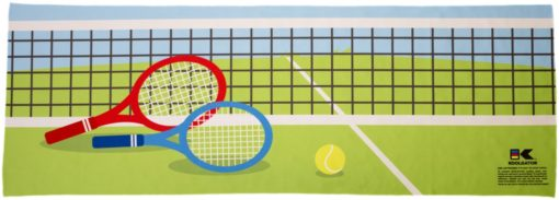 Tennis Court Cooling Towel