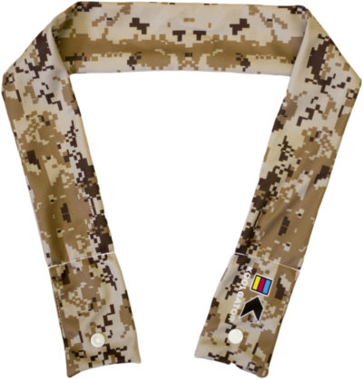 Marpat Like Camo Cooling Neck Wrap