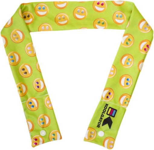 Happy/Smiles Cooling Neck Wrap
